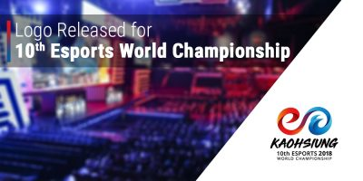 Logo Released for 10th Esports World Championship