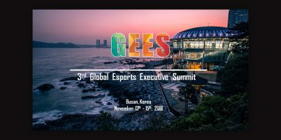 Global Esports Executive Summit 2018 Registration Opens