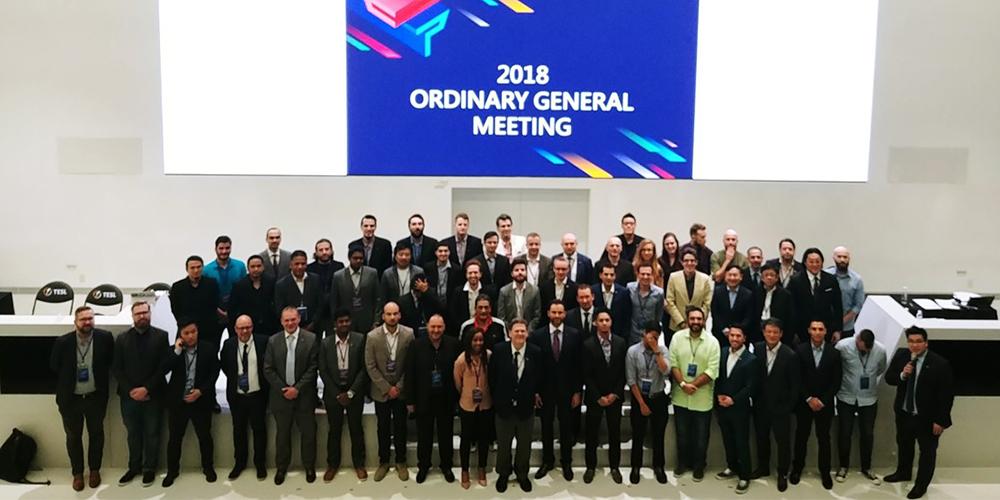 2018 IESF General Meeting in Kaohsiung