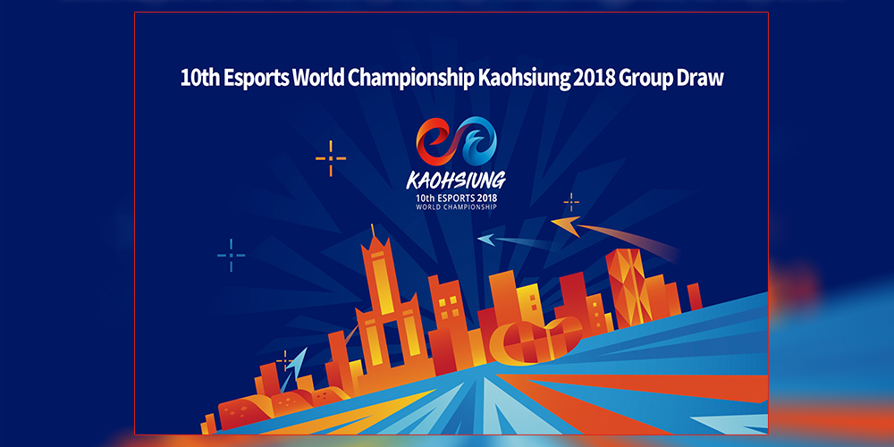 10th Esports World Championship Group Draw Result