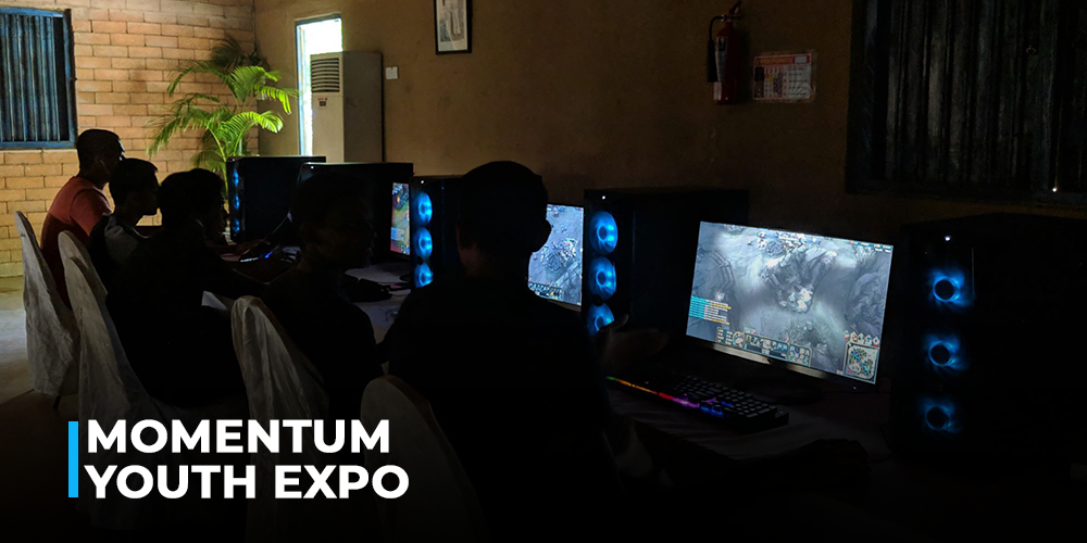S.Thomas' College Includes Esports at Momentum Youth Expo