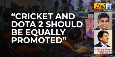 Sri Lankan Minister of Digital Infrastructure writes about Esports, says it should be promoted