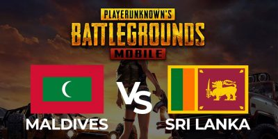Maldives dominates Sri Lankan PUBG Mobile in first friendly event