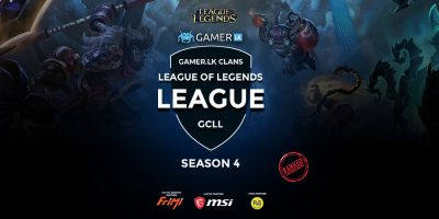 Record number of League of Legends teams sign-up for GCLL Season 4