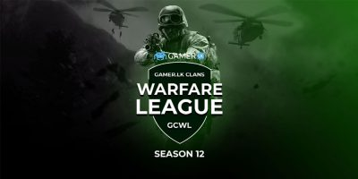 Over 450 Call of Duty 4 players sign up for Season 12 of GCWL