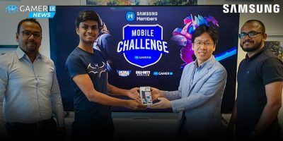 Over Rs. 120,000 worth prizes awarded at first Samsung Mobile League