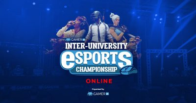 5TH ANNUAL INTER-UNIVERSITY ESPORTS CHAMPIONSHIP ANNOUNCED BY GAMER.LK