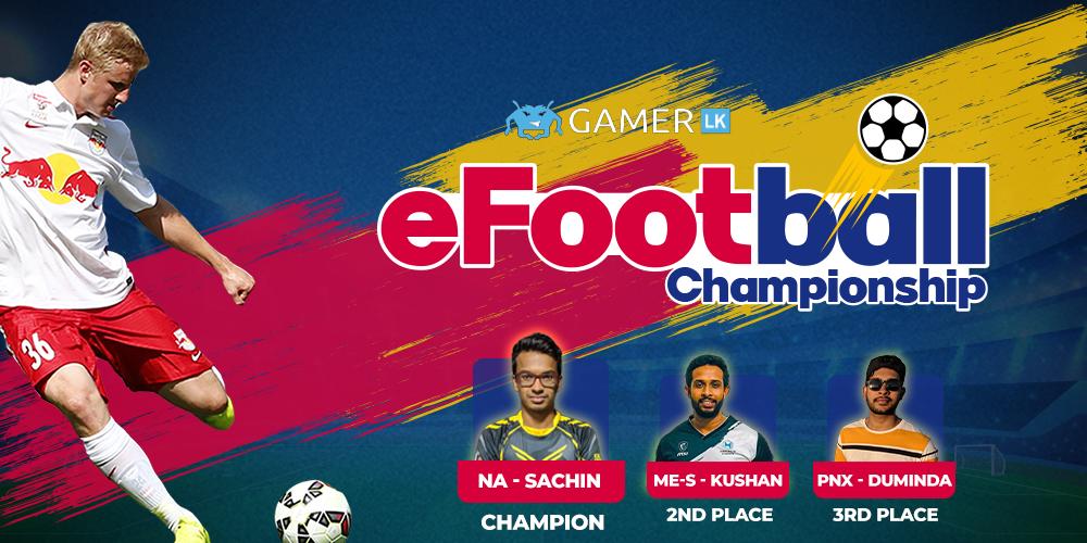 Sachin 'SID' Dematapitiya dominates eFootball
