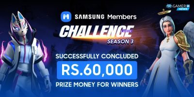 Samsung Members Challenge Series Season 3 ends after 3 months of thrilling back to back events